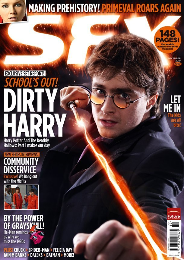 Magazine Analysis Sfx And Total Film Ben Blog